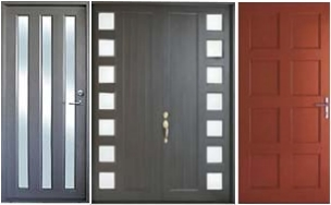 Platinum Entry Doors